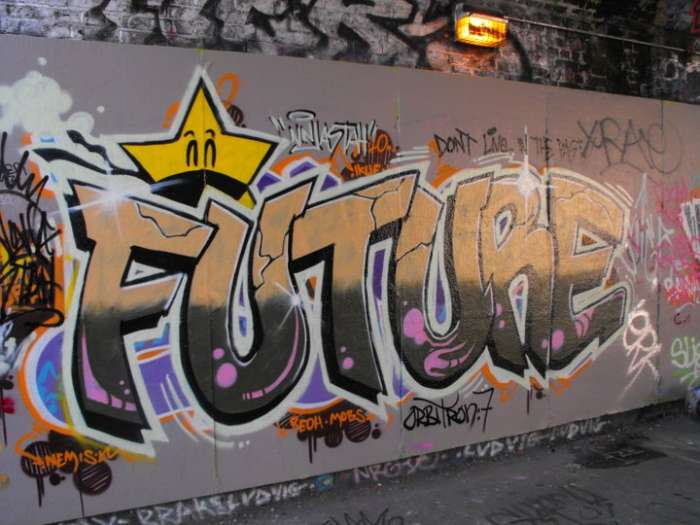 Future (Spray Paint)