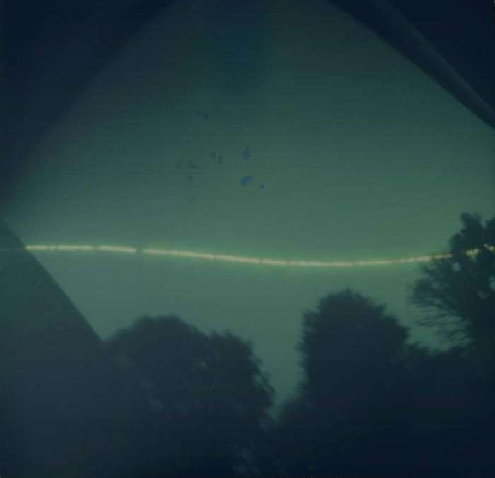 24 Hour Home, pinhole photograph